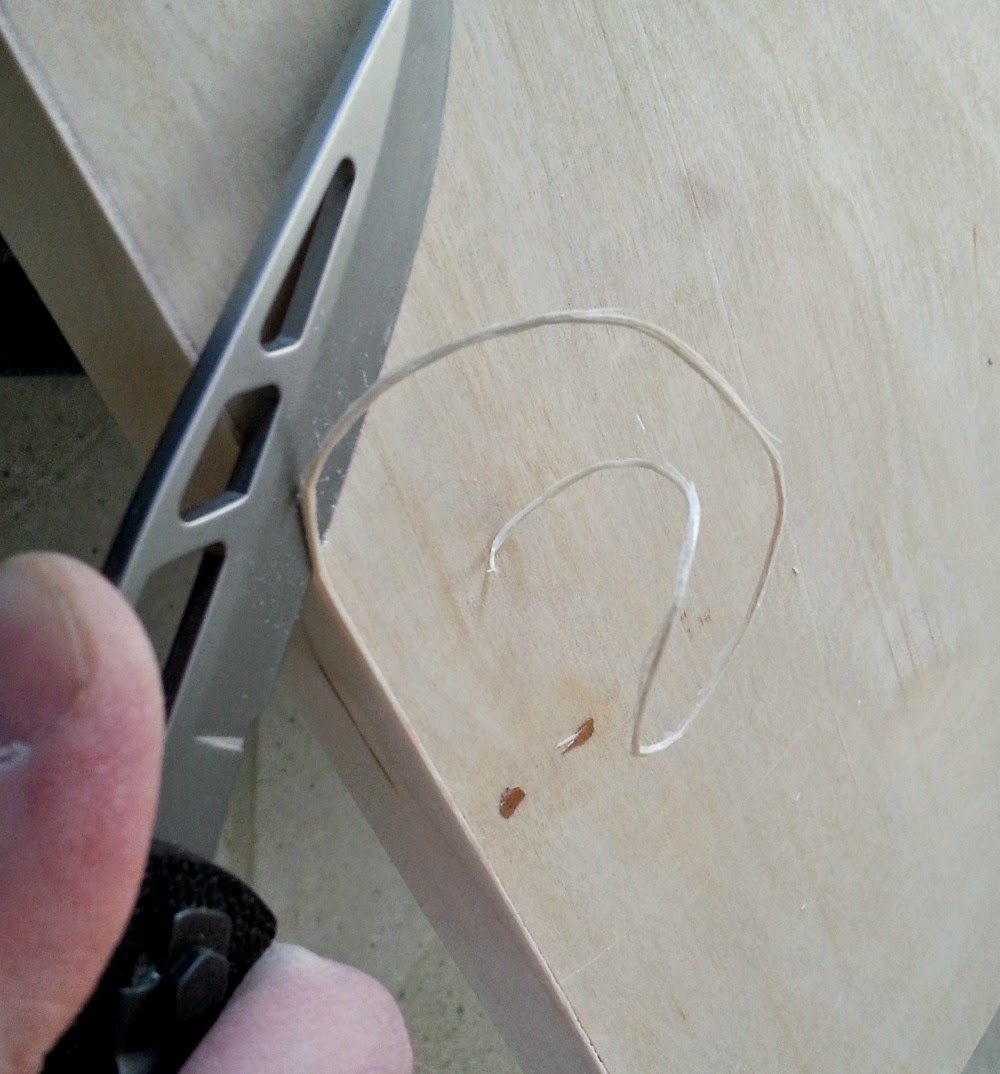 How to Trim Edge Band with a Knife