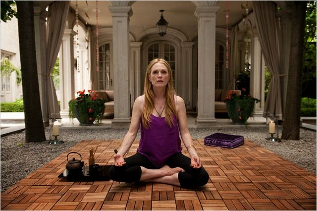 Julianne Moore en Maps to the Stars, soberbia ¡Como siempre!
