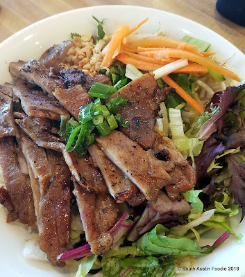 Het Say Austin pork vermicelli bowl