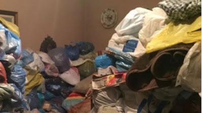 Το πιο βρώμικο σπίτι στην Ελλάδα, βρέθηκε στη Λαμία