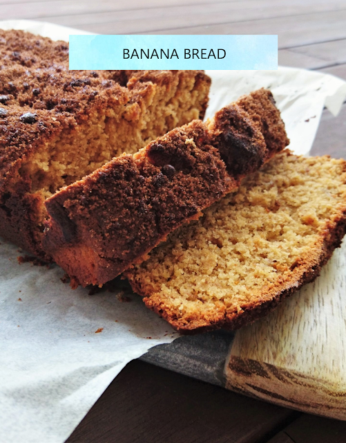 sweetly, mel: Banana Bread