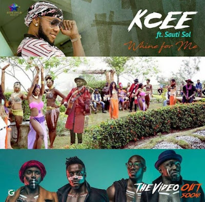 Kcee Ft Sauti Sol – Wine For Me