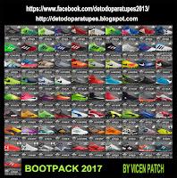 Bootpack Pes 2013 2017-18