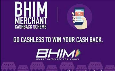 BHIM App cashback offer