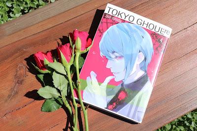 Sui Ishida - Tokyo Ghoul:re t.4