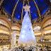 Франция: 8.11.2016 — 24.12.2016, Арктическое рождество в Galeries Lafayette