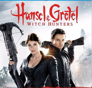 Gemma Arterton, Jeremy Renner in HANSEL & GRETEL: WITCH HUNTERS Review