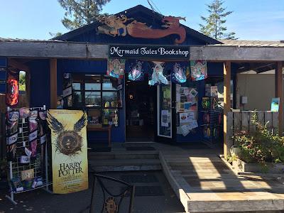 Mermaid Tales Bookshop - Tofino, Vancouver Island