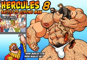 Hercules Battle Of Strong Man 8