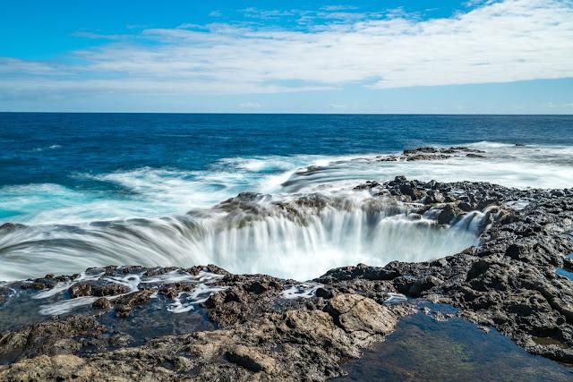 Die Top 30 Fotospots auf Gran Canaria  Strand, Natur und Sehenswürdigkeiten Gran-Canaria  Die besten Spots Gran Canaria - El Bufadero