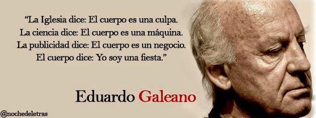 20 Frases De Amor De Eduardo Galeano: Eduardo Galeano [Jornalista E Escritor Uruguaio]