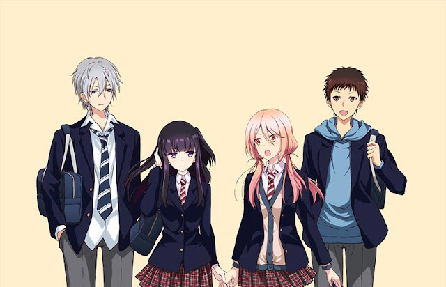 Download OST Opening Ending Anime Netsuzou TRap Full Version