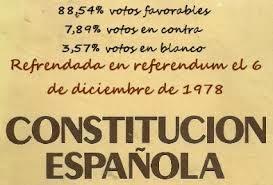 Resultado de imagen de constitucion 1978