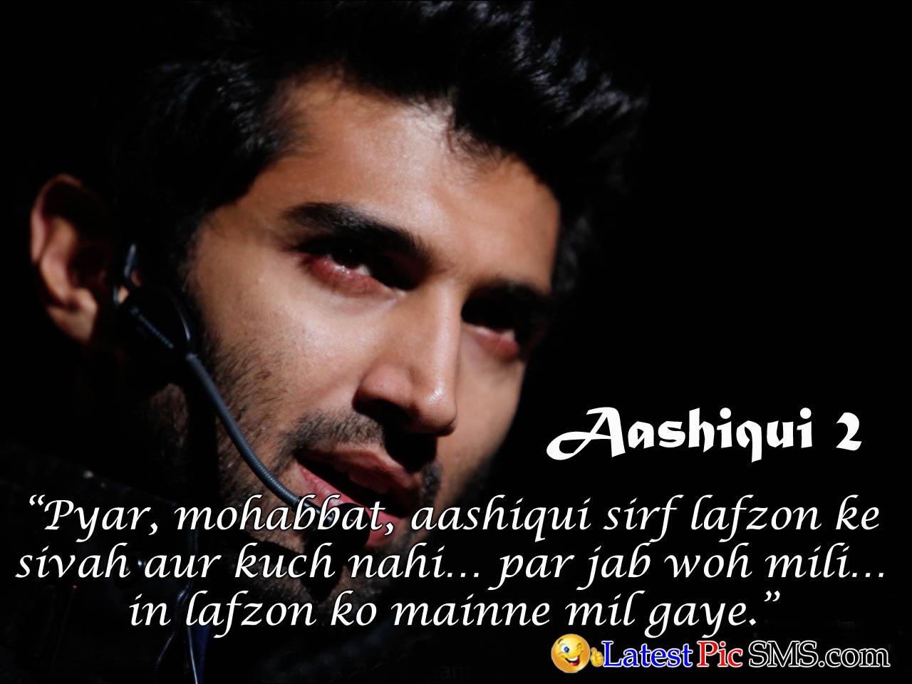Aashiqui 2 Images With Shayari | www.pixshark.com - Images ...