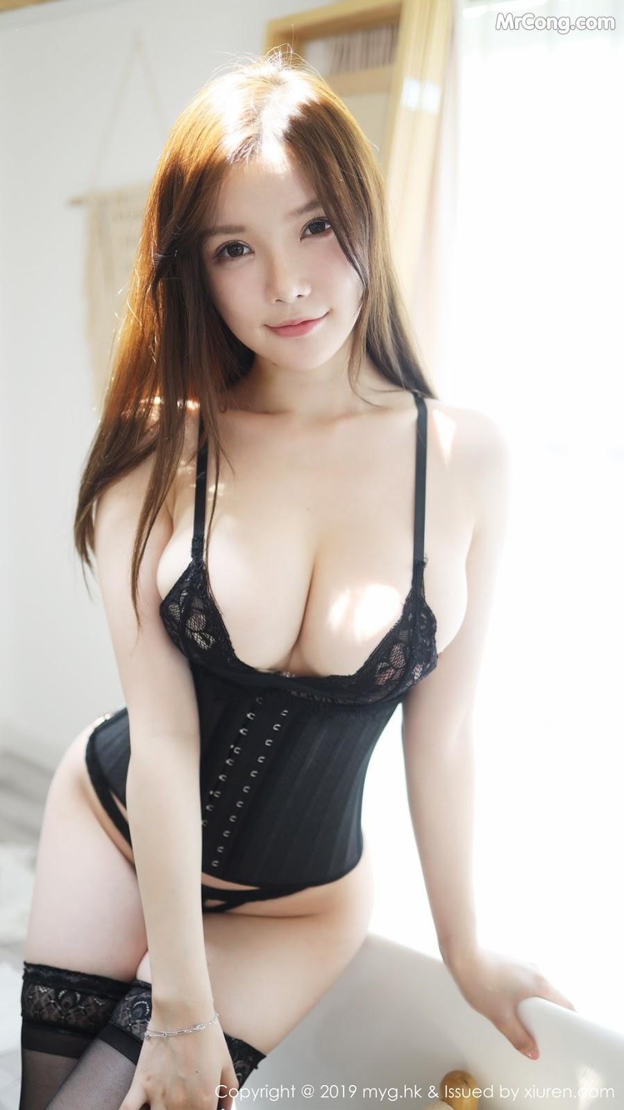 Image MyGirl-Vol.386-Mini-MrCong.com-017 in post MyGirl Vol.386: 糯美子Mini (101 ảnh)