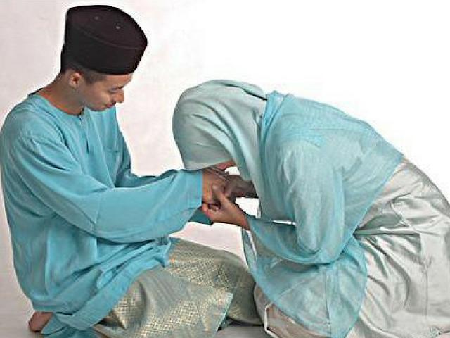 Wahai Istri Sholihah Jangan Terima Tamu Jika Suami Tak di Rumah