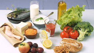 healthy diet for type 2 diabetes