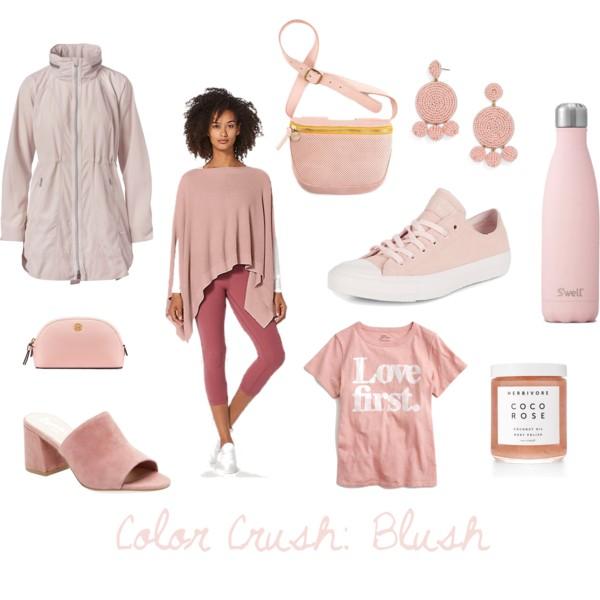 Spring color crush: blush