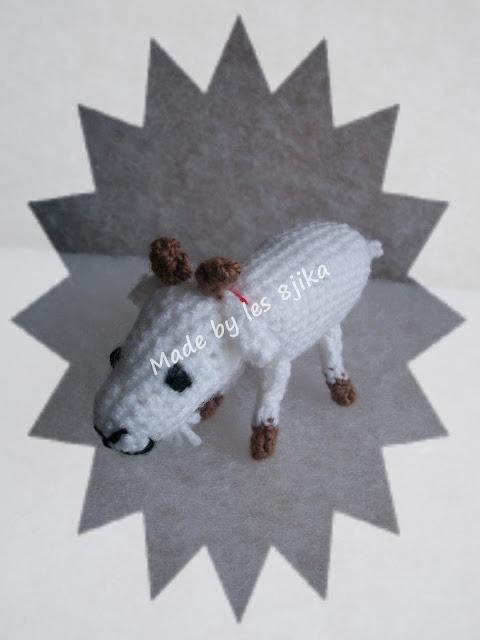 chèvre au crochet