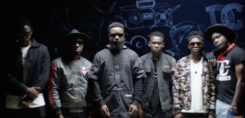 Sarkodie – Trumpet (Official Music Video) ft. TeePhlow, Medikal, Strongman, Koo Ntakra, Donzy & Pappy Kojo