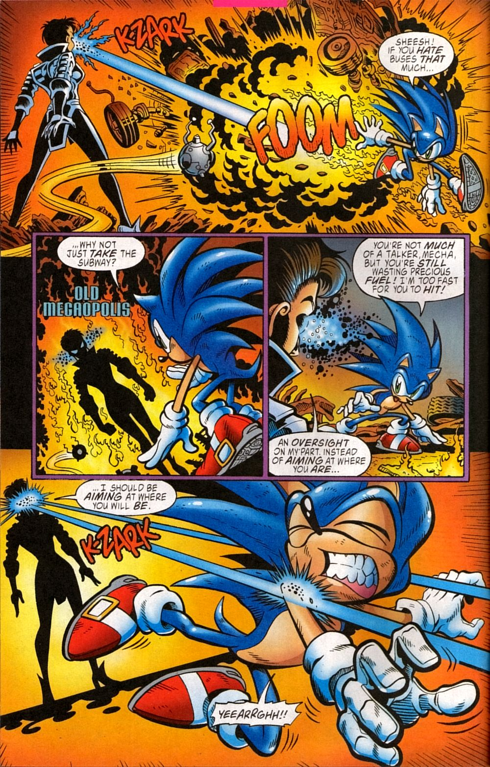 Read online Sonic The Hedgehog comic -  Issue #133 - 10