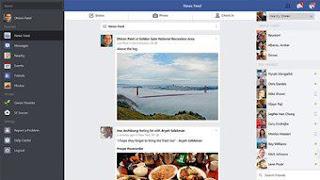 Facebook Application for Windows 8.1
