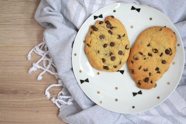 Recette cookies reese's