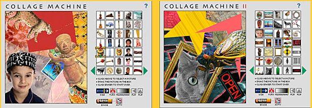 nga collage machine