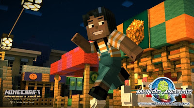 Minecraft Story Mode Gameplay