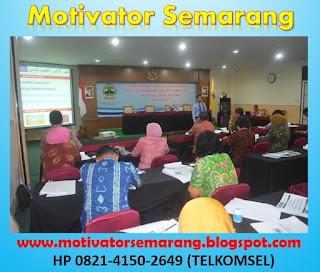 Motivator di Kota Semarang