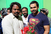 Karthi B'Day Celebration At Kashmora Shooting Spot-thumbnail-3