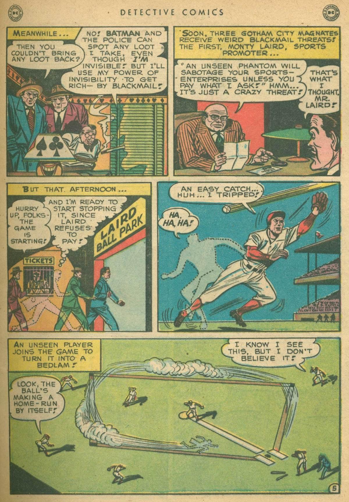 Detective Comics (1937) 138 Page 6