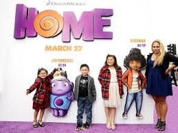 Home 2015 animated action