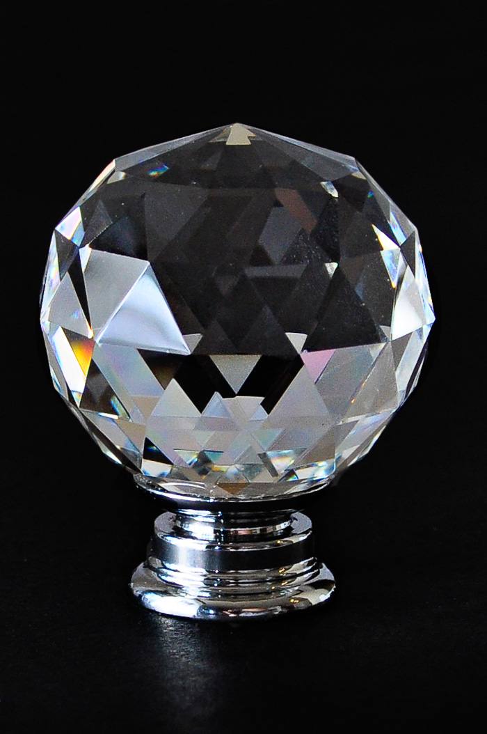 Affordable and inexpensive crystal glass knobs for your kitchen, bathroom or DIY furniture project. I cannot believe how cheap this cabinet hardware is!