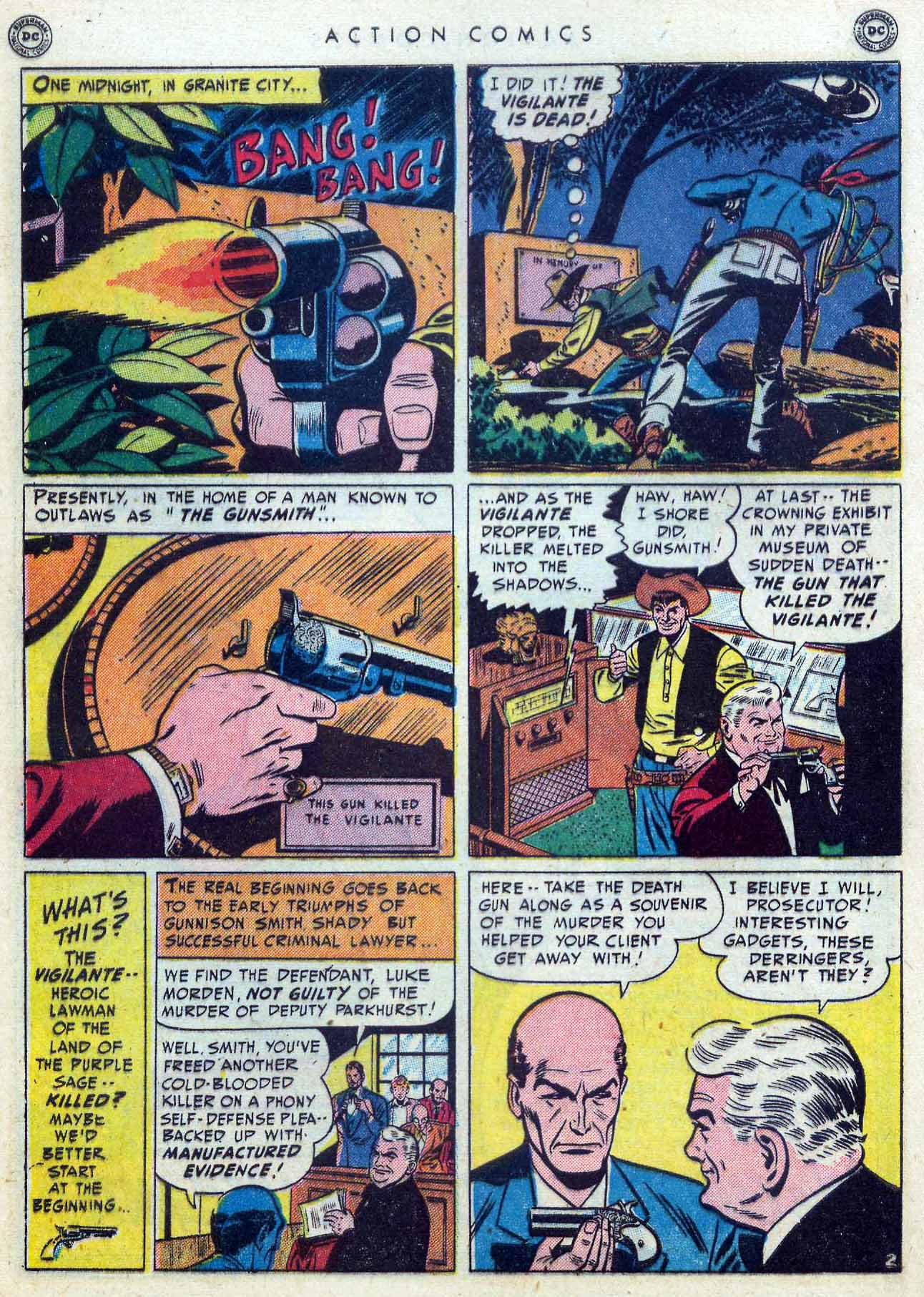 Read online Action Comics (1938) comic -  Issue #155 - 40