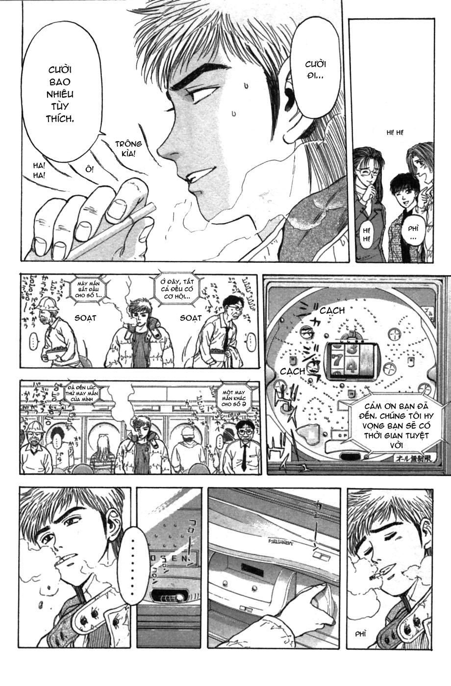 Psychometrer Eiji chapter 43 trang 17