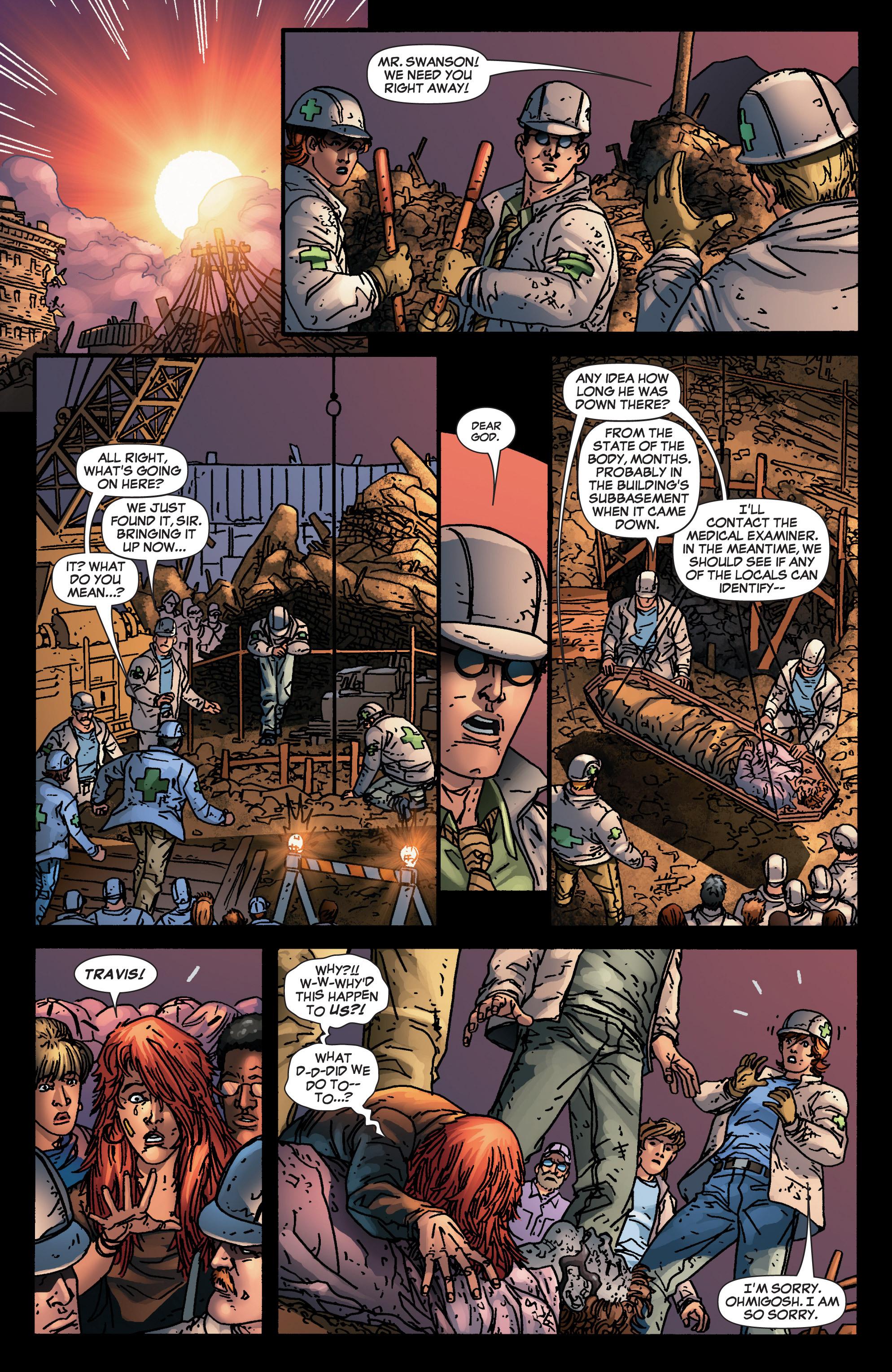 Read online She-Hulk (2005) comic -  Issue #4 - 12