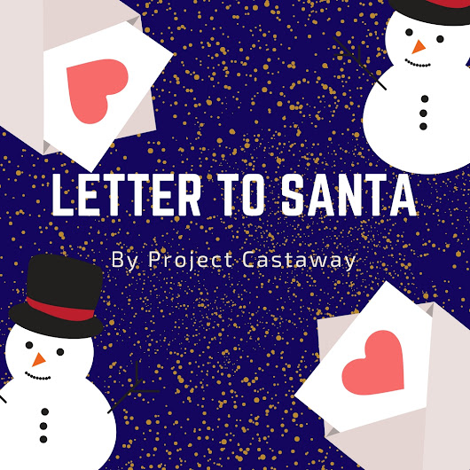 Letter to Santa | Blogmas day 11