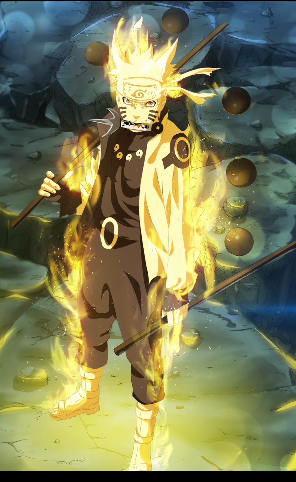 Naruto Sage Of The Six Paths Boruto Chapter ...
