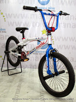 20 Inch Reebok Chameleon Spin FreeStyle BMX