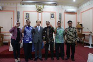 Pemkot Cirebon Kerjasama Dengan Tiongkok Bidang Budaya Dan Pariwisata
