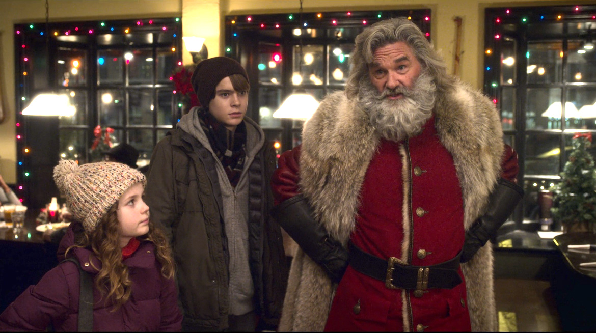 The Christmas Chronicles Trailer.Movies That Motivate The Adventures Of Motivatorman Tip