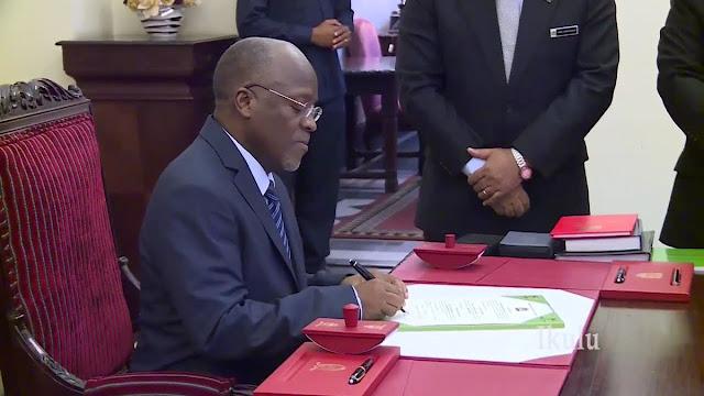Rais Magufuli Atoa Agizo kwa Mkuu wa Mikoa Kagera
