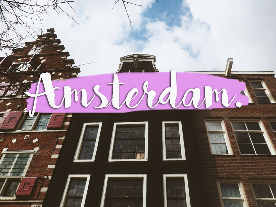 Amsterdam Travel Vlog After Movie Blogger Vlogger