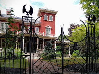 Stephen King's house, Bangor Maine