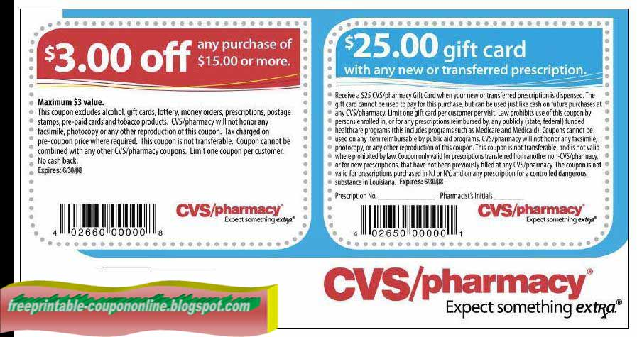 image about Cvs Printable Coupons called Printable Discount codes 2019: Cvs Pharmacy Coupon codes