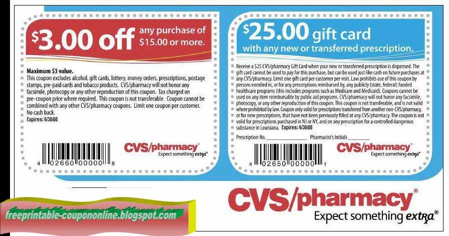 printable coupons 2019  cvs pharmacy coupons