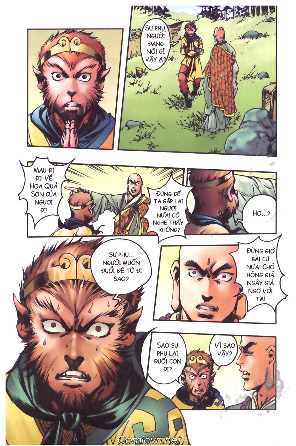 Tây Du Ký màu - Chapter 102 - Pic 4