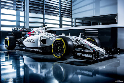 CAR: This is Most Of the 2016 Williams-Mercedes FW38, Automotifblog.com