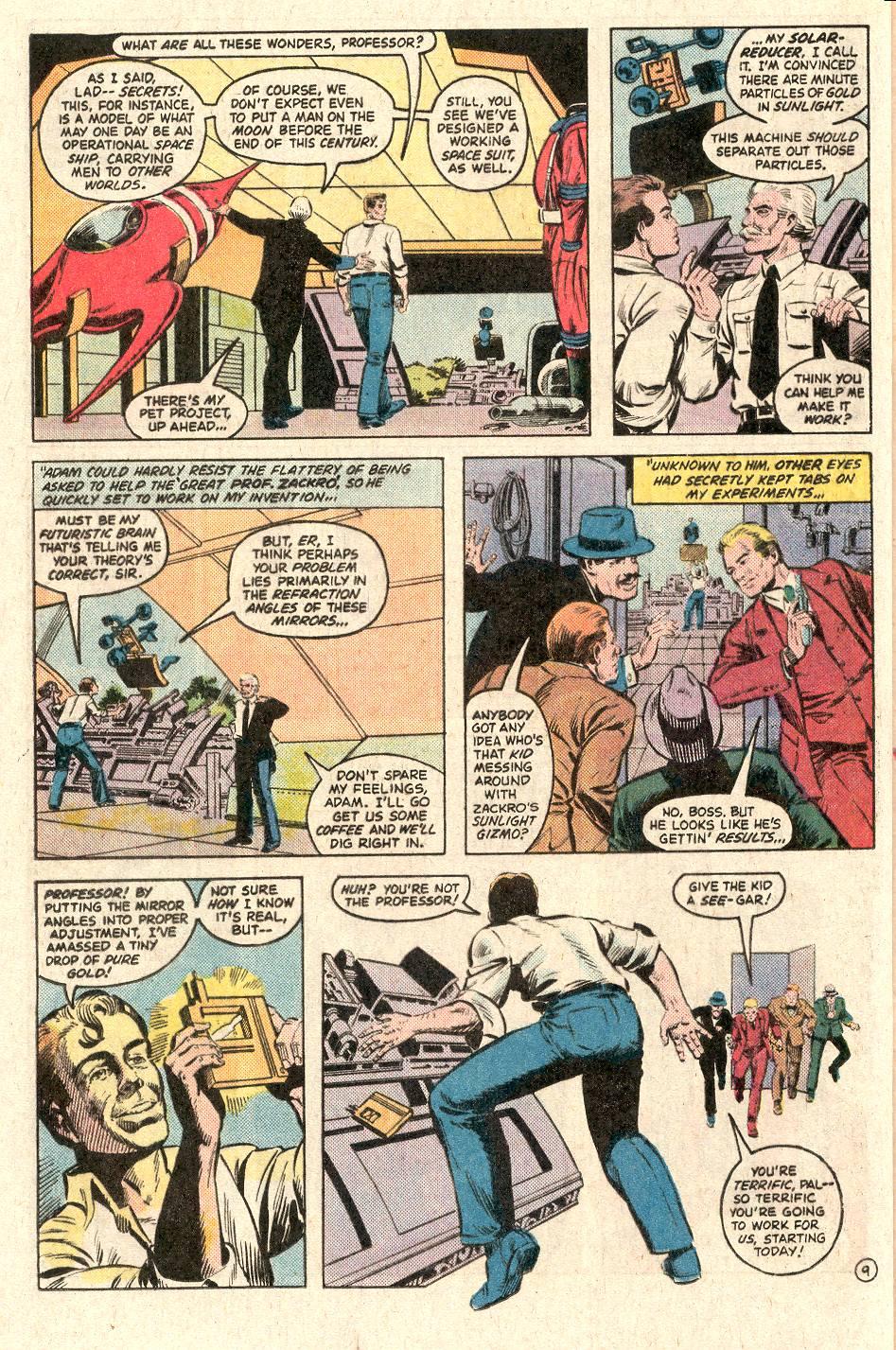Read online Secret Origins (1986) comic -  Issue # _Annual 1 - 46